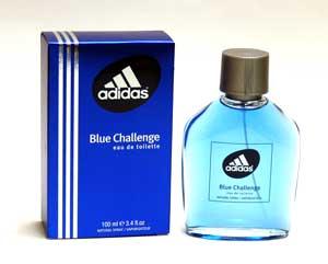 Adidas Blue Challenge By Adidas For Men 34 Oz Perfumeslacom