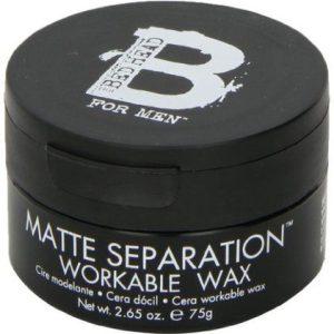 Bed Head by Tigi Matte 2.65 oz Separation Workable Wax for men