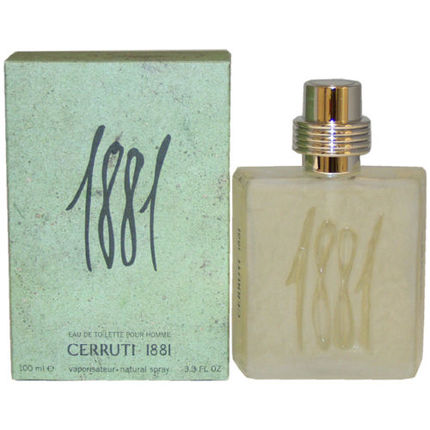 1881 by Nino Cerruti 3.4 EDT for men