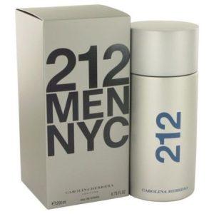 212 by Carolina Herrera 6.7 oz EDT for men
