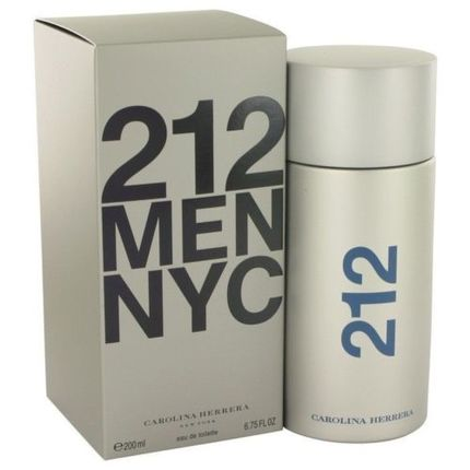 212 by Carolina Herrera 6.7 oz EDT for men