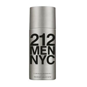 212 by Carolina Herrera 5.1 oz Deodorant Spray for men