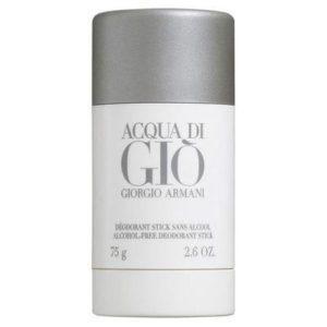 Acqua di Gio by Giorgio Armani 2.6 oz Deodorant Stick for men