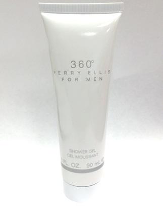 360 by Perry Ellis 3 oz Shower Gel for men