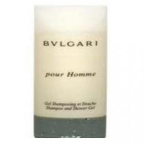Bvlgari pour Homme by Bvlgari 1.0 oz Shampoo and Shower Gel for men