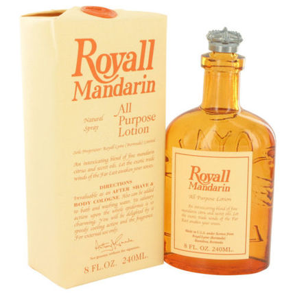 Royall Mandarin by Royall Fragrances 8 oz Aftershave Lotion Cologne for men