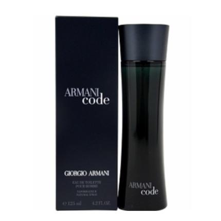 Armani Code by Giorgio Armani 4.2 oz EDT for men