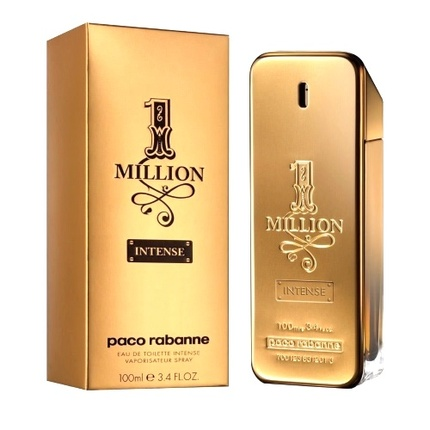 1 Million Intense by Paco Rabanne Mens Cologne