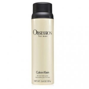 Obsession by Calvin Klein 5.4 oz Body Spray for men