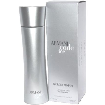Armani Code Ice by Giorgio Armani 4.2 oz EDT Pour Homme