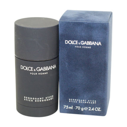 Dolce & Gabbana Pour Homme by Dolce & Gabbana 2.4 oz Deodorant Stick for men