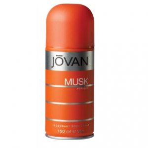 Jovan Musk by Jovan 5.0 oz Deodorant Spray for men