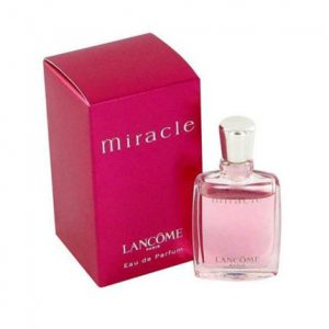 Miracle by Lancome 0.16 oz EDP mini for Women