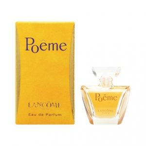 Poeme by Lancome 0.14 oz EDP mini for Women