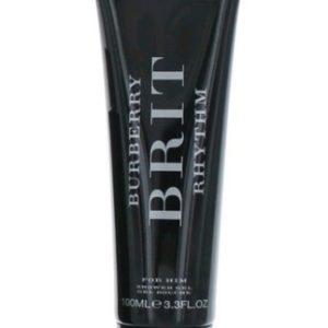 Brit Rhythm by Burberry 3.3 oz Shower Gel for men