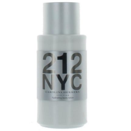 212 NYC Hydrating Body Lotion by Carolina Herrera 6.75 oz for women