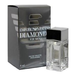 Mini Emporio Diamonds by Giorgio Armani 0.14 oz EDT for men