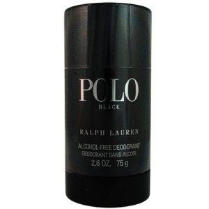 Polo Black by Ralph Lauren 2.6 oz Deodorant Stick for men