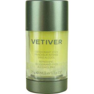 Vetiver by Guerlain 2.6 oz Refreshing Deodorant Stick