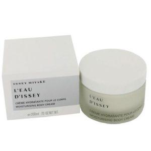 L'eau D'Issey by Issey Miyake 7 oz Moisturizing Body Cream