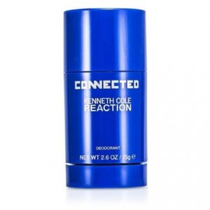 Kenneth Cole Reaction Connected by Kenneth Cole 2.6 oz Deodorant Stick for men