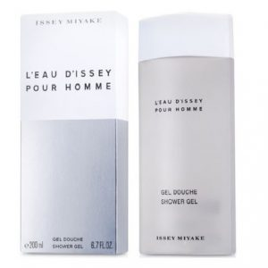 L'eau D'issey by Issey Miyake 6.7 oz Shower Gel for men