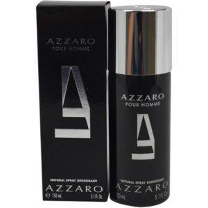 Azzaro by Azzaro 5.1 oz Natural Spray Deodorant  for men