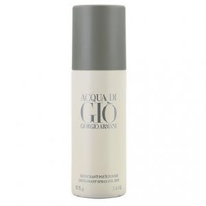 Acqua di Gio by Giorgio Armani 3.4 oz Deodorant Spray for men