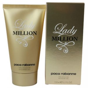 Lady Million by Paco Rabanne 5.1 oz Shower Gel for Women
