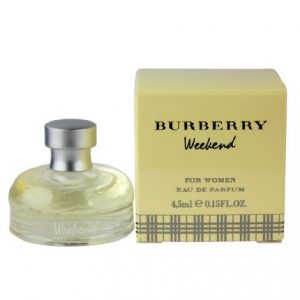 Burberry Weekend for Women by Burberry .15 oz EDP mini for Women