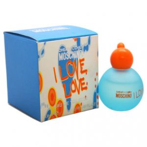 I Love Love by Moschino 0.16 oz EDT Mini for Women