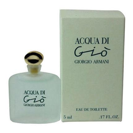 Mini Acqua di Gio by Giorgio Armani 0.17 oz EDT for Women