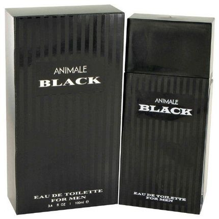 Animale Black by Animale Parfums 3.4 oz EDT for Men