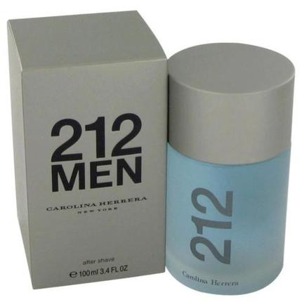 212 Men by Carolina Herrera 3.4 oz After Shave for Men