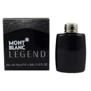 Mont Blanc Legend by Mont Blanc 0.15 oz EDT Mini for Men