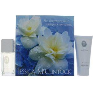 Jessica McClintock by Jessica McClintock 2pc Gift Set EDP 3.4 oz + Body Lotion 5 oz for Women