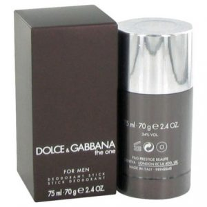 Dolce & Gabbana The One for Men by Dolce & Gabbana 2.4 oz Deodorant Stick for men