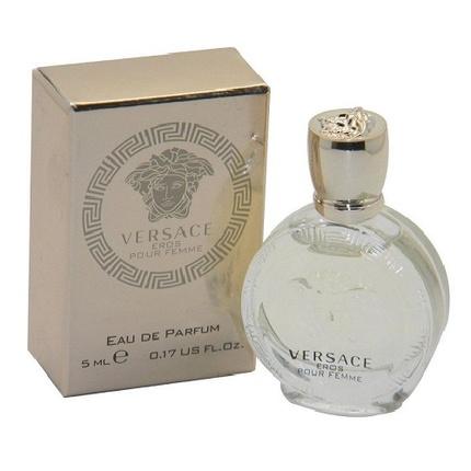 Mini Versace Eros Pour Femme by Versace 0.17 oz EDP mini for Women