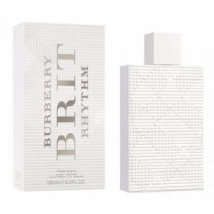 Burberry Brit Rhythm by Burberry 5 oz Body Wash for Her