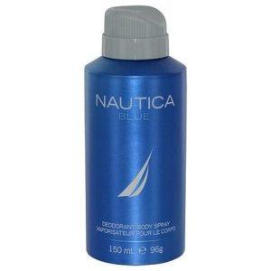 Nautica Blue by Nautica 5 oz Deodorant Body Spray for Men