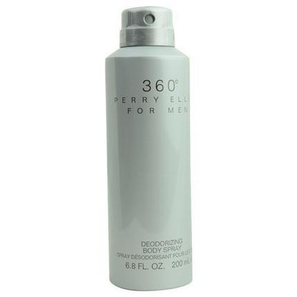 360 Men by Perry Ellis 6.8 oz Deodorizing Body Spray