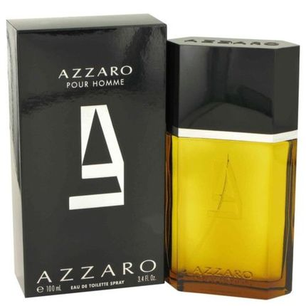 Azzaro Pour Homme by Azzaro 3.4 oz EDT for Men Rechargeable