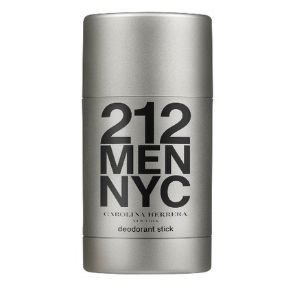212 by Carolina Herrera 2.3 oz Deodorant Stick for men