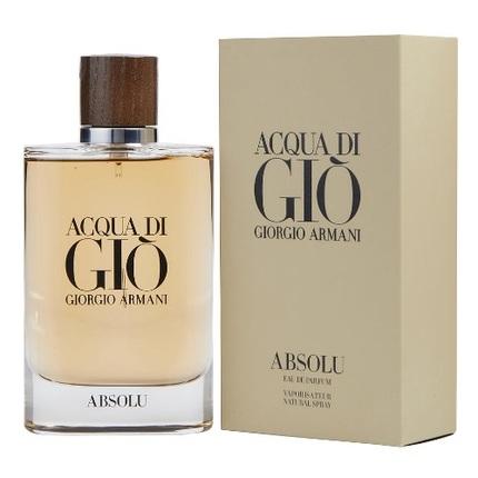 Acqua Di Gio Absolu by Giorgio Armani 4.2 oz EDP for men