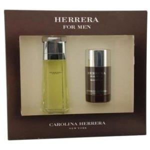Herrera by Carolina Herrera 2pc Gift Set for Men EDT 3.4 oz + Deodorant Stick 2.1 oz