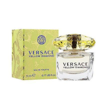Yellow Diamond by Versace .17 oz EDT mini for Women