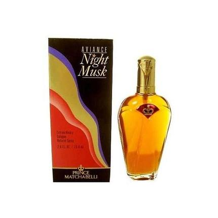 Aviance Night Musk by Prince Matchabelli 2.6 oz Cologne Spray for women