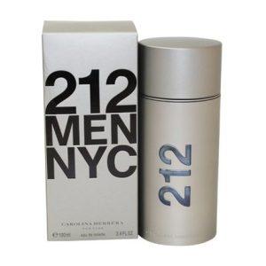 212 by Carolina Herrera 3.4 oz EDT for men