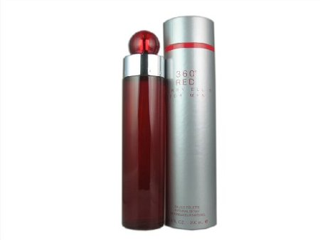 360 Red by Perry Ellis 6.7 oz EDT for men