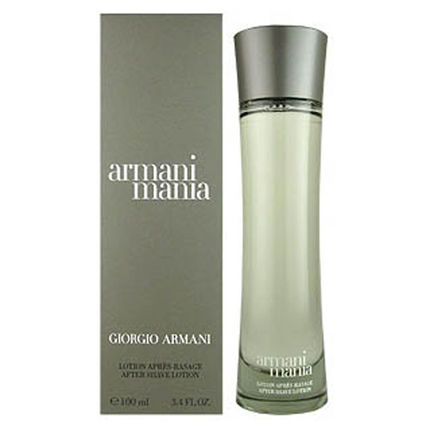 Armani Mania by Giorgio Armani 3.4 oz EDT for men